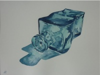 Glass Bottle I