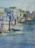 Ladner Houseboats