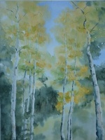 Birches II