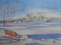 Across the Snowy Way